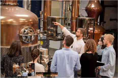 Virgin Experience Days - Sipsmith Gin Distillery Tour and Tasting with Three Course Meal for Two - Save 0%