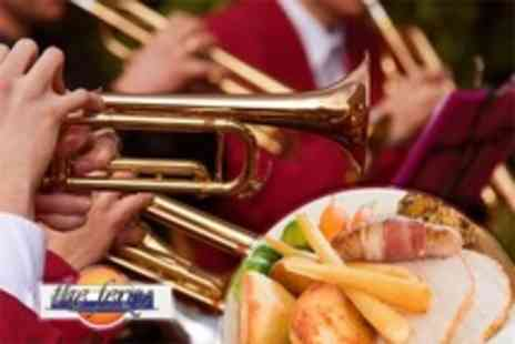 The Ferry - Sunday Roast and Live Music For Two (£12) or Four (£22) at The Ferry (Up to 67% Off) - Save 67%