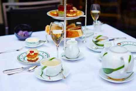 The Colonnade Hotel - Afternoon tea for two people or glass of Prosecco each - Save 55%