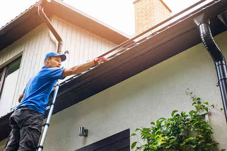 Marks Window Clean - Professional gutter cleaning service, include fascia clean or windows too - Save 69%