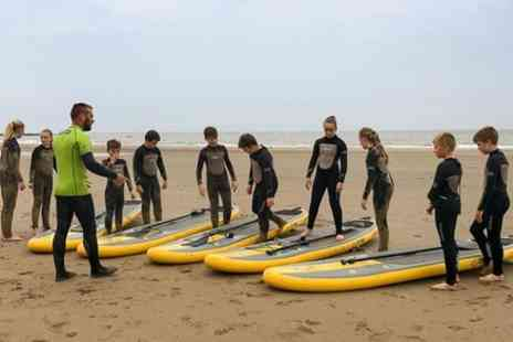 Dexters Surf School & Hire Centre - Group Paddleboard Lesson - Save 0%