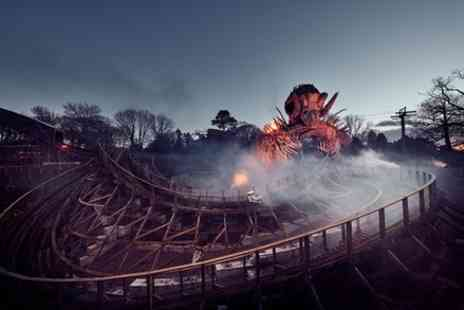 Alton Towers Resort - One Day Alton Towers Resort Admission Ticket - Save 0%