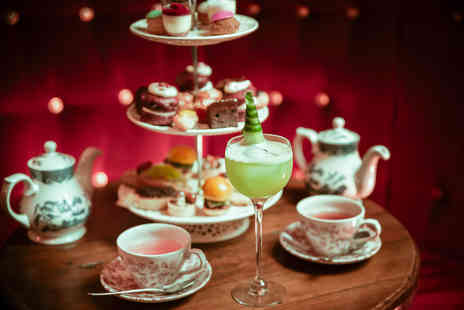 MAP Maison - Gin Afternoon Tea for Two - Save 35%