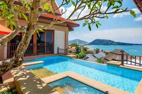 Southall Travel - Deluxe Eight Nights Phuket holiday with flights - Save 0%