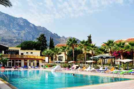 Cyprus Paradise - Seven Nights Kyrenia holiday with free half board upgrade - Save 0%