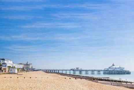 Shore View Hotel - Overnight stay in Eastbourne for two people with breakfast - Save 65%