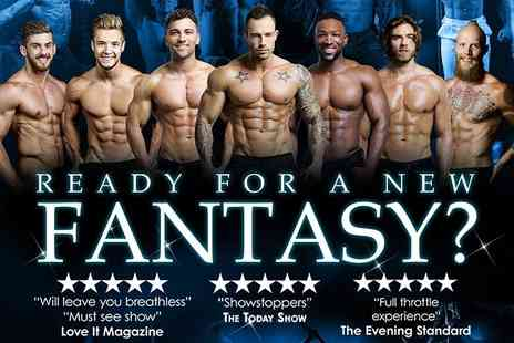 Forbidden Nights - Standing ticket to Forbidden Nights show with bubbly cocktail, photos with the boys after the show and after party club entry - Save 35%