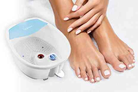 Smart Retail Goods - Signature foot spa bath - Save 70%