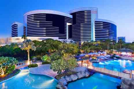 Southall Travel - Five star Grand Hyatt break with flights - Save 0%