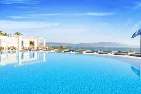 Charm Beach Resort - Four Star Relaxed Beach Break Facing the Aegean Sea for two - Save 73%