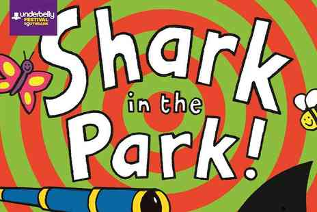 Ingresso - Shark in the Park at the Underbelly Festival - Save 0%
