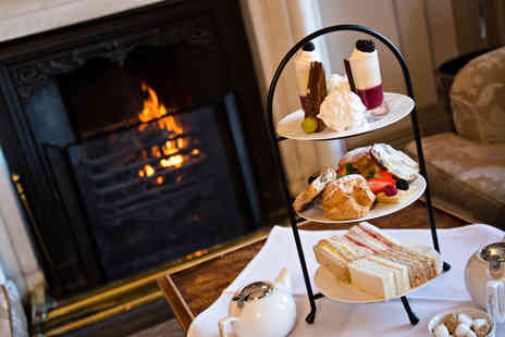 The Mount Somerset Hotel & Spa - Afternoon Tea for Two - Save 0%