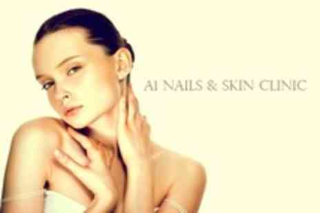 A1 Nails & Skin Clinic - Luxury Facial and Body Wrap - Save 63%