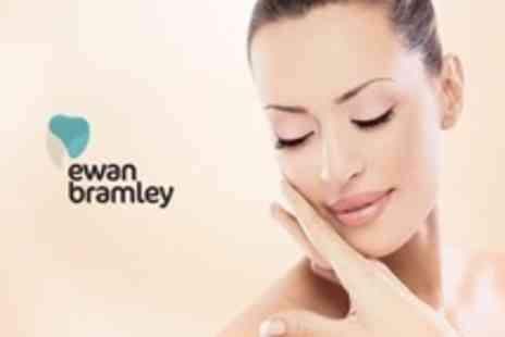 Ewan Bramley - Facial Thread Vein or Rosacea Treatment: One (£24) or Three (£59) V Beauty Sessions at Ewan Bramley (Up to 86% Off) - Save 86%