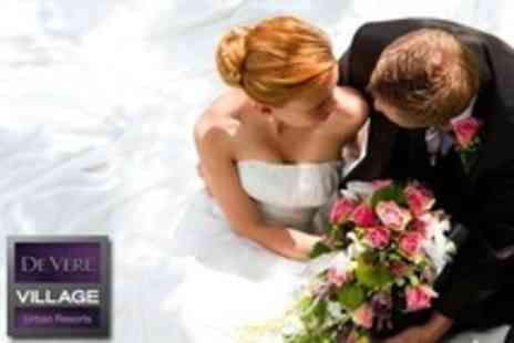 Village Hotel Coventry - Three Course Wedding Breakfast For 50 Guests, Evening Reception, Five Guest Bedrooms, and Three Month Gym Membership - Save 57%