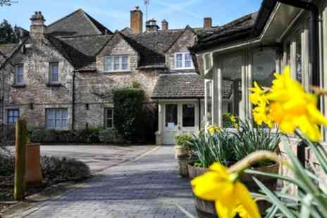 Stratton House Hotel - 1 or 2 Nights Stay for Two with Breakfast and Option for Two Course Dinner - Save 0%
