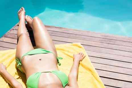 MC Beauty Therapy - Bikini Wax with Option to Include Underarm and Half or Full Leg Wax - Save 30%
