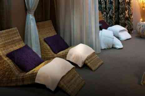 St Davids Cardiff Hotel and Spa - 50 Minute Full Body Massage or Glow Facial and Lunch - Save 30%
