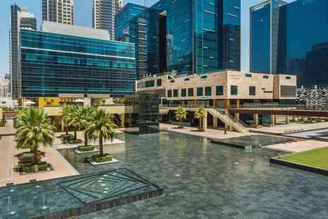 DoubleTree by Hilton - Four Star Doubletree Quality in Jaw Dropping Dubai for two - Save 58%