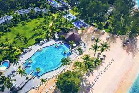 Outrigger Mauritius Beach Resort - Five Star Luxury Collection Beachfront Resort with Four Pools - Save 0%