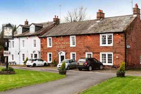 The Kings Arms Sowerby - Overnight accommodation in a Standard Room with full English breakfast for two - Save 31%