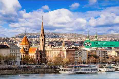 Bargain Late Holidays - Four Star Escape with a two or three nights getaway to Budapest Now with the ability to choose your flight - Save 20%