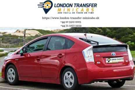 London Transfer Minicabs - Heathrow Airport to Southampton - Save 0%