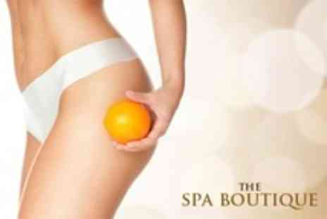 The Spa Boutique - Three Sessions of Laser Lipolysis and Vibration Plate - Save 76%
