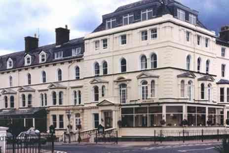 Ambassador Hotel - Standard Room or Twin Room for Two with Breakfast, Bucks Fizz and Cream Tea - Save 17%