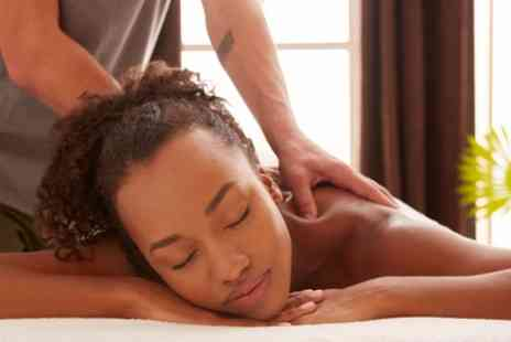 Beauty.Fullstop - Back, Neck and Shoulder or Full Body Massage with Optional Facial - Save 52%