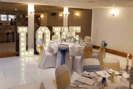 Sefton Park Hotel - Midweek wedding package or weekend wedding package choose from a traditional or twilight package - Save 56%