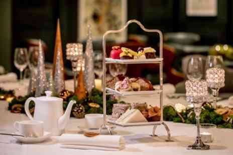 Hilton London Olympia - Traditional or Prosecco Afternoon Tea for Two - Save 48%