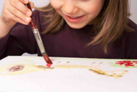 The Arch - Art Workshop for Adult and Child - Save 50%