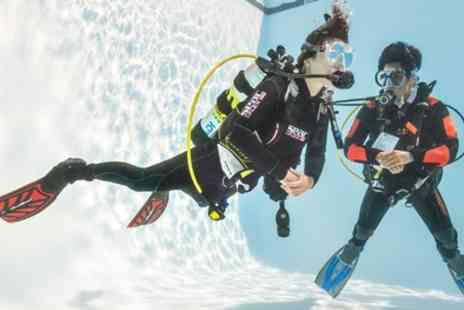 Diveshack - Try Scuba Diving Experience for One or Two - Save 40%
