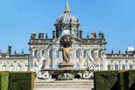 Castle Howard Estate - Entry to Castle Howard house and gardens for one adult or concession - Save 36%