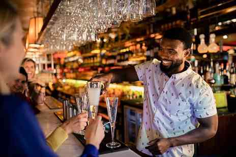 SOUK - Bottomless Laurent Perrier Champagne brunch for two - Save 57%