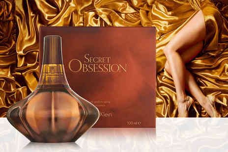 Deals Direct - 50ml Calvin Klein Secret Obsession eau de parfum - Save 27%