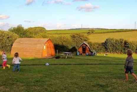 Penbugle Farm Wigwams - 1 or 2 Nights Wigwam or Bell Tent Stay for Two People - Save 0%