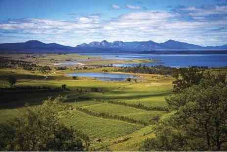 Hampshire Wine School - Wine Tasting Discover Wines from Tasmania - Save 0%