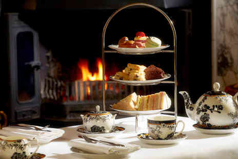 Brockencote Hall Hotel - Traditional Afternoon Tea for Two - Save 0%