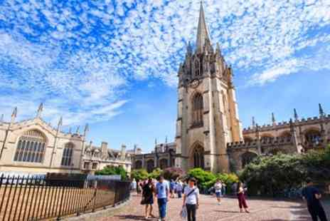 Oxford Walking Tours - Oxford guided walking tour for Two - Save 31%