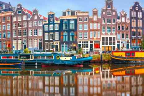 Weekender Breaks - Two nights Amsterdam city break with return flights - Save 51%