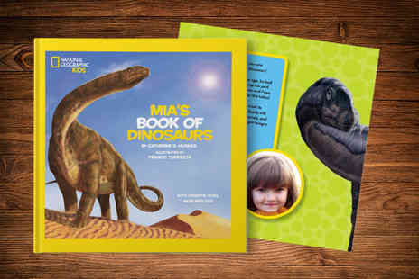 Put Me In The Story - Personalised National Geographic kids book - Save 50%