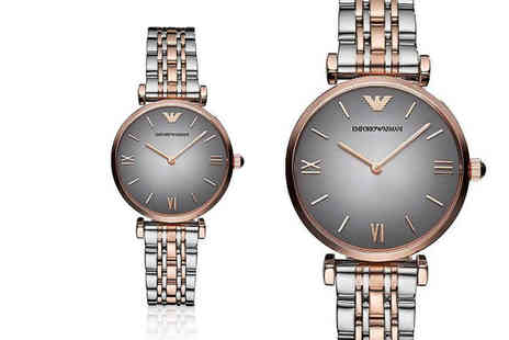 Best Watch Company - Ladies Emporio Armani AR1725 watch - Save 59%