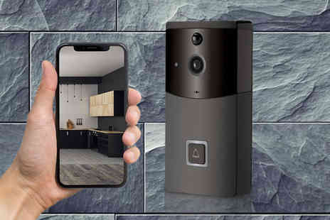 Wow What Who - WiFi smart visual doorbell - Save 56%
