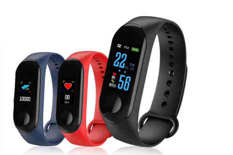 Wow What Who - WowFit M3 fitness tracker - Save 75%