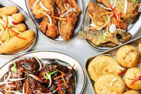 Leilani Restaurant & Ashanti Lounge Bar - Two Course Caribbean Meal with Cocktails for Two or Four - Save 66%