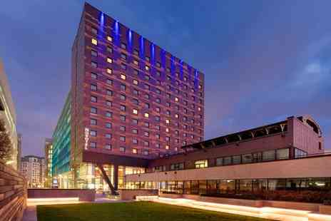 Novotel London Paddington - Four Star Sleek City Retreat with Included Attraction Tickets for two - Save 58%
