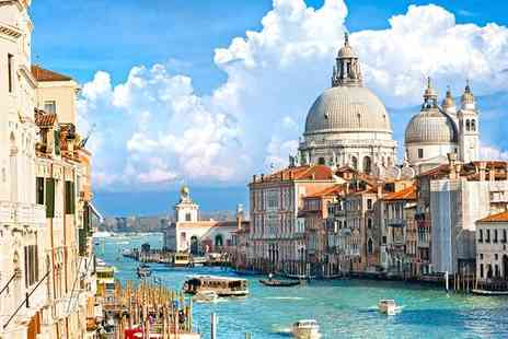 Hotel Carlton on the Grand Canal - Four Star Traditional Romance on the Grand Canal for two - Save 75%