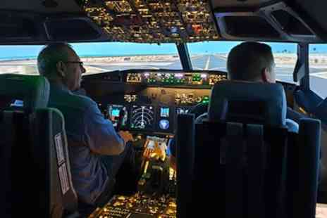 The 737 Experience - Flight simulator experience near Newcastle - Save 35%